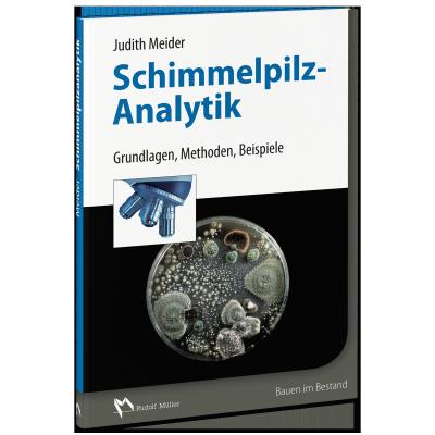 Cover des Buches Schimmelpilzanalytik