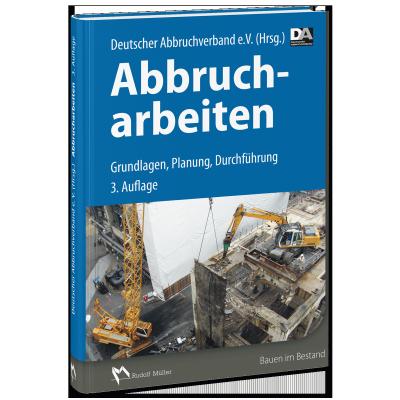 Cover des Buches Abbrucharbeiten, 3. Auflage