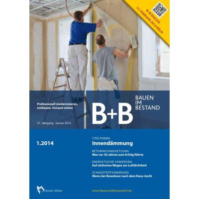 B+B Bauen im Bestand