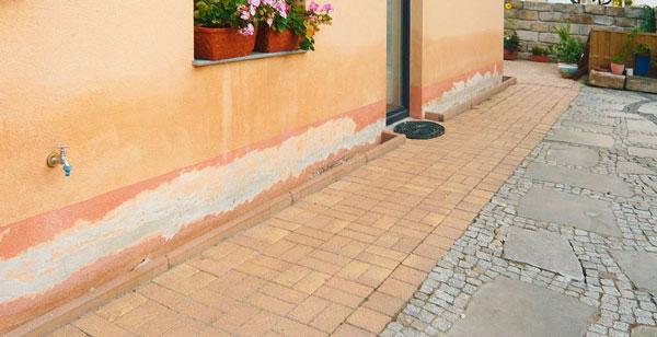 Feuchteschäden und Schadstoffe am Haus